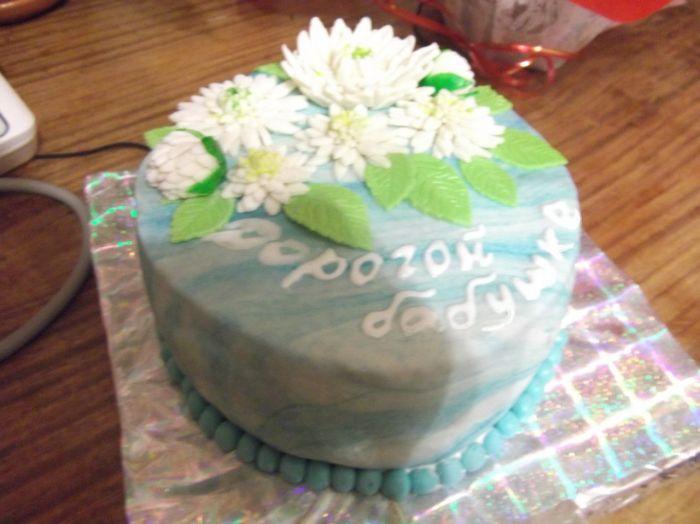 Торт с фотографией омск