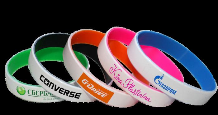 Силиконовые браслеты с вашим изображением купить, цена: 25.00 руб ...