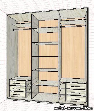 Как изготовить шкаф своими руками